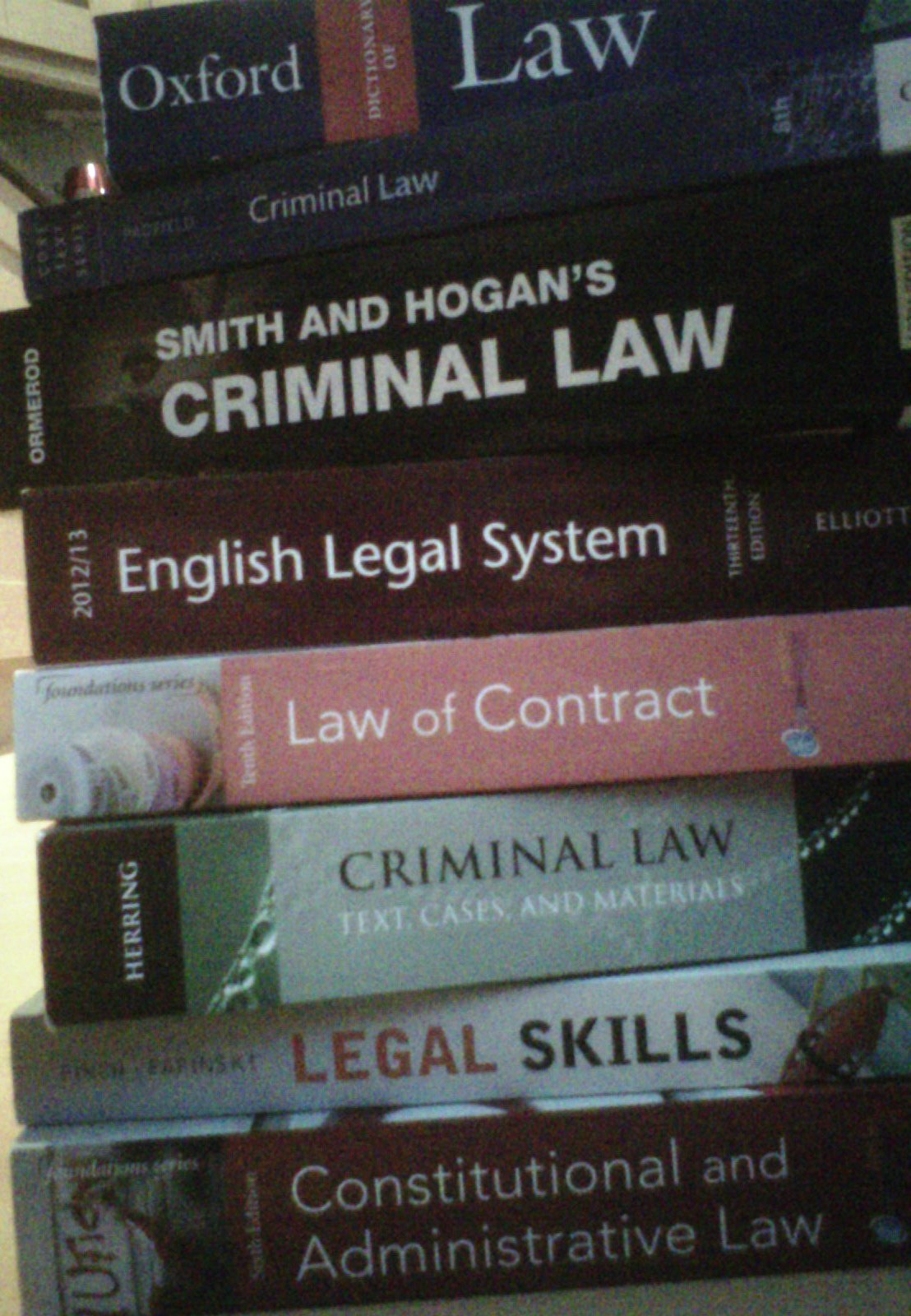Law degree for mature students